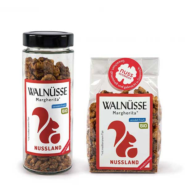 Walnuss-Snack Margherita BIO