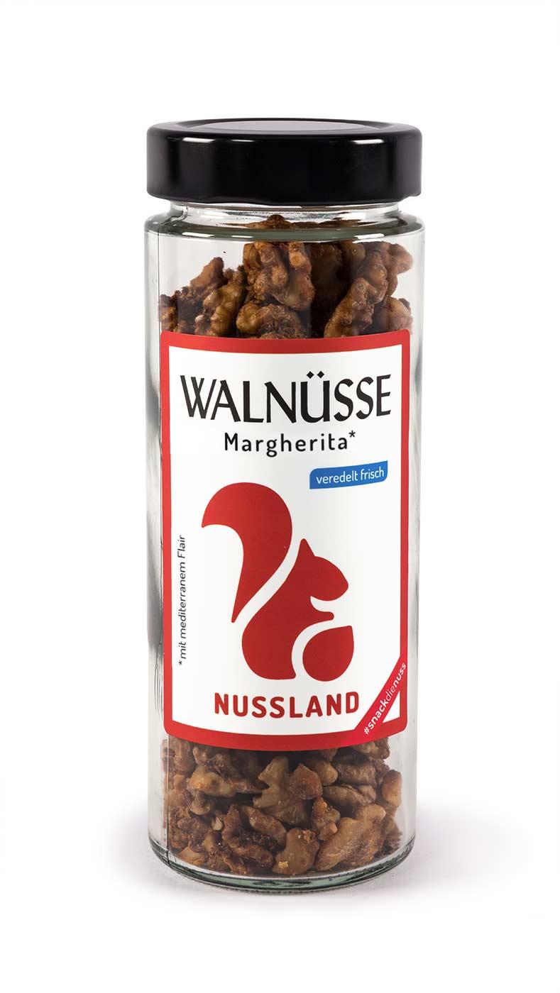 Walnuss-Snack 'Margherita'
