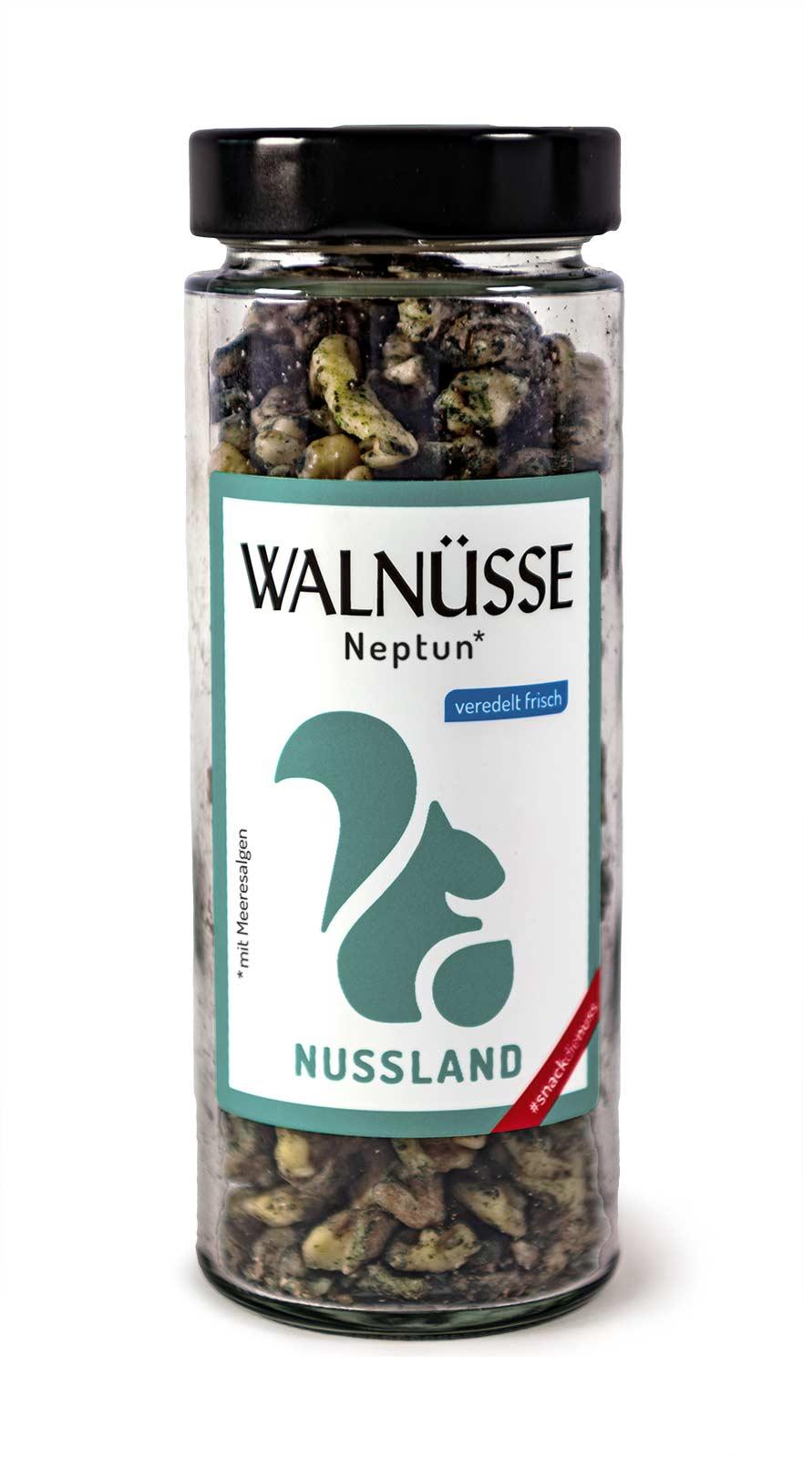 Walnuss-Snack 'Neptun'
