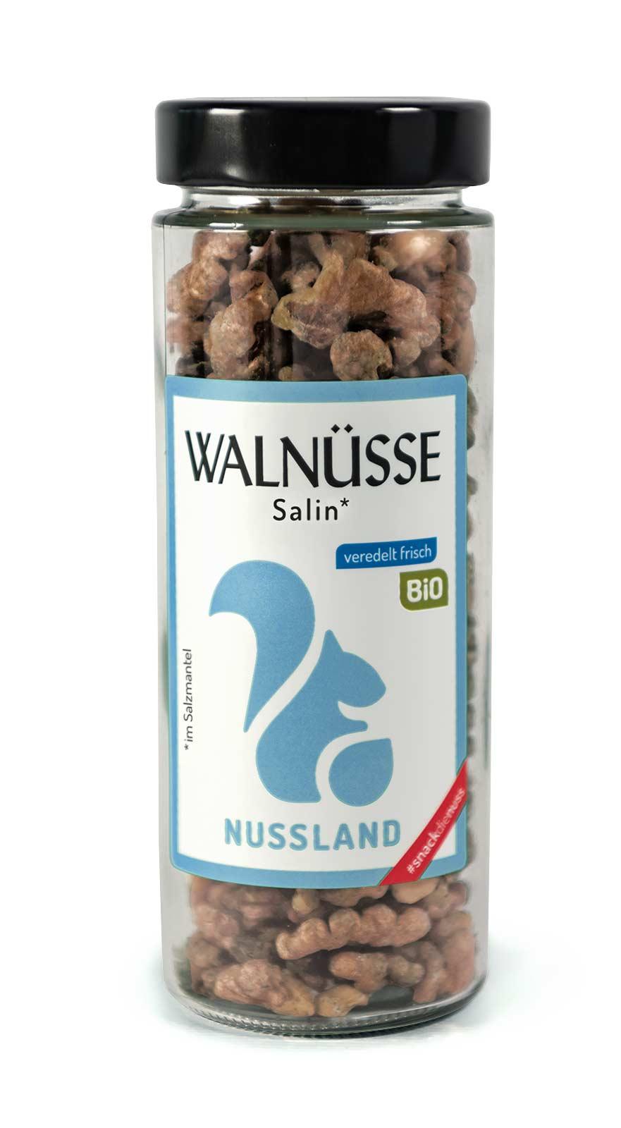 BIO Walnuss-Snack 'Salin'