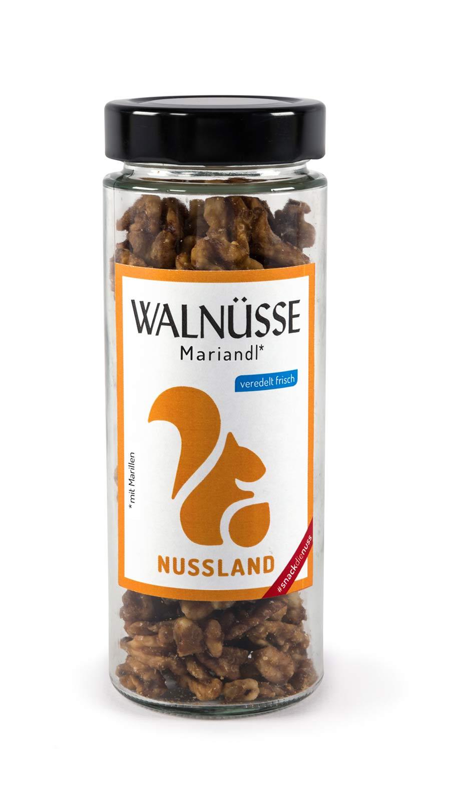 Walnuss-Snack 'Mariandl'